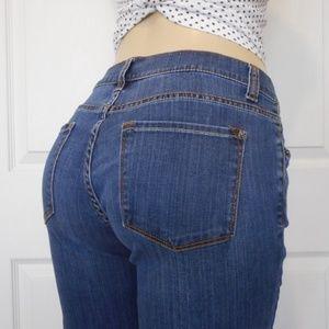 VS Victoria's Secret Jeans Boyfriend Size 8